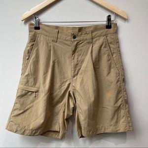 Marmot Tan Cargo Shorts